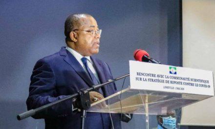 Afrique Centrale/Gabon: le Chef du Gouvernement,Julien Nkoghe Bekale exclut un retour au confinement total