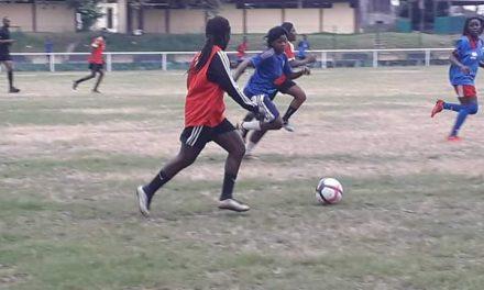 Gabon/Football féminin: les joueuses en confinement