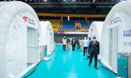 Covid-19 : Le Gabon annonce un centre de dépistage de masse, soit 10000 test par jour