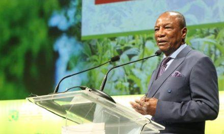 Afrique:La Guinée,riche des leçons tirées de l'expérience de la crise Ebola, unie et mobilisée pour éradiquer le Covid-19