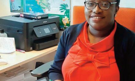 Diaspora/Modèle inspirant : Dame Levicka Pichon, le Gabon  à guichet ouvert dans l'Hexagone