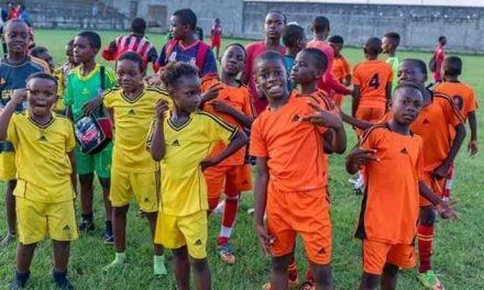 Football Amateur et situation du Covid-19:  Fin de saison pour le football le Jardin de Football du Gabon