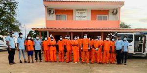 Gabon/Infrastructure sanitaire: le Samu Social a désormais une antenne à Moanda