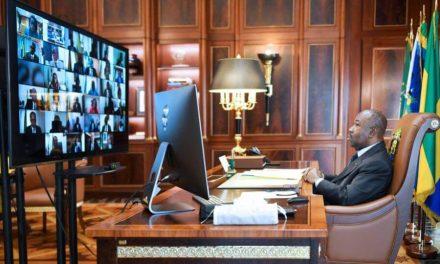 Gabon: Communiqué final du Conseil des ministres du 20 novembre 2020