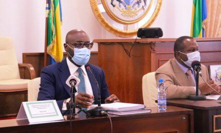 Gabon/Agriculture:Biendi Maganga Moussavou présente le Projet de Budget 2021 à L'Assemblée Nationale