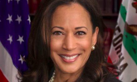 Kamala Harris devient la Première femme vice-Présidente desÉtats-Unis