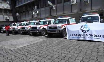 Partenariat entre le Gabon, la Banque mondiale et l'OMS: Des équipements médicaux réceptionnés par le ministre de la Santé