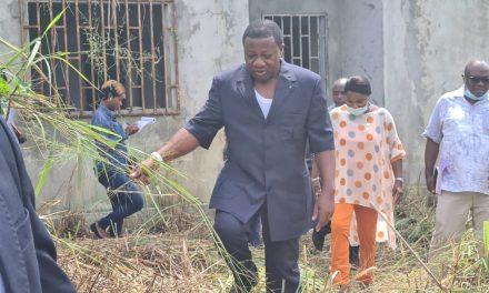 Gabon/Marine marchande : Fidèle Angoue Mba fait le tour du propriétaire