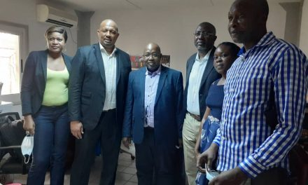 Gabon-Basket-ball: présidentielle à la Fégabab Tim Rémanda a déposé son dossier de candidature