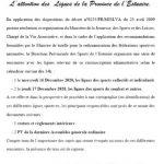 Gabon-Sports: la patrouille aux portes des ligues et ses fédérations