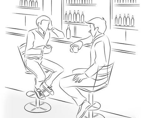 Société/#Les_Bars_Parlent: le couloir de Patricio