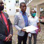 Gabon/Election à la présidence de la Fégacy: Éphrem Ekobena dépose son dossier de candidature en porte-pièce!