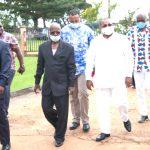 Ntoum/Activité politique: Julien Nkoghe Bekale garde son leadership
