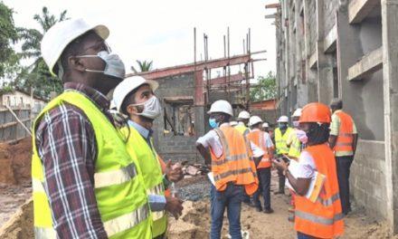 Gabon/Projet d'investissement dans le secteur éducatif (PISE): l'AFD effectue une visite de terrain