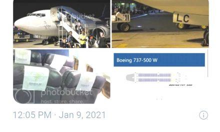 Indonésie: Un Boeing 737-500 avec 62 personnes à bord disparaît des radars