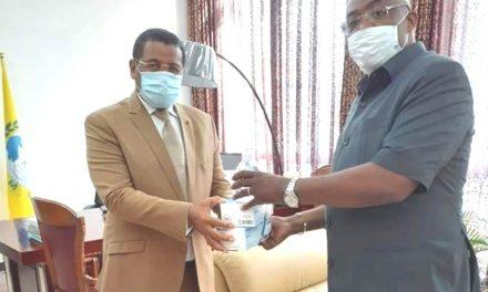 Malabo/Covid-19: Renforcement des mesures sanitaires par la Commission de la CEMAC