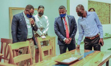 Gabon: Une délégation d'hommes d'affaires Tchadien à la ZES de Nkok
