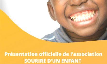 Port gentil/Sortie officielle de l'association «le sourire d'un enfant» prévu ce samedi 3 Avril 2021