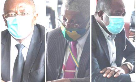 Gabon/Les représentants du CND chez Dieudonné Minlama : Un plaidoyer en vue pour ramener la stabilité, et relancer l'économie du pays