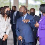 Gabon: Ali Bongo inaugure le centre International Multisectoriel de Formation et d'Enseignement professionnels de Nkok