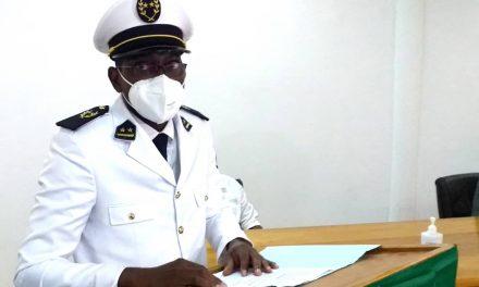 Prefectoral du Woleu: Brice Arcadius moussirou prend ses fonctions de nouveau préfet du département du Woleu à Oyem