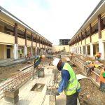 PISE–Phase 1 : Finalisation des travaux des 5 premiers établissements scolaires et lancement de 5 nouveaux chantiers dans le Grand Libreville