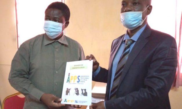 Gabon/Vie associative : le groupe E.S.A.M/I.U.S.D, Première école supérieure visitée par APPS