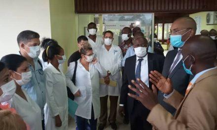 Gabon/Covid-19: Démarrage ce jour de la campagne de vaccination à Tchibanga dans la Nyanga