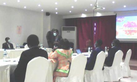 Gabon/Santé: l'OMS au centre d'un atelier de sensibilisation sur la prévention et le contrôle des infections en milieu communautaire