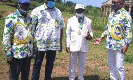 Gabon: Le Sénateur Guy Noël Ngoma en visite de prise de contact dans la Basse Banio à Mayumba