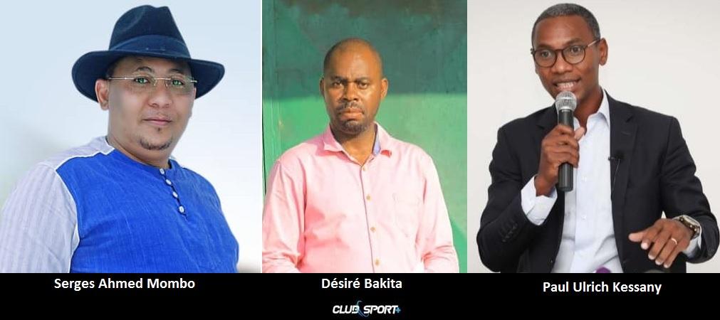 Ligue de football de l'Estuaire : La commission électorale valide les trois candidatures, Serges Mombo, Paul Kessany et Désiré Bakita