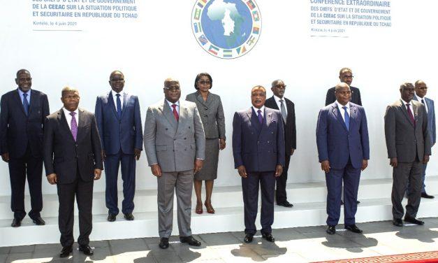 Brazzaville: 1ère Session Extraordinaire de la CEEAC: La situation politique et sécuritaire au Tchad seul point majeur à l'ordre du jour