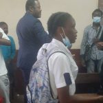 Vie scolaire : Daniel Nkoulou Abessolo en soutien aux élèves du 6ème arrondissement de Libreville