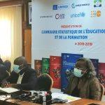 Gabon : Présentation de l'annuaire statistique du secteur éducation et de l'information 2018-2019