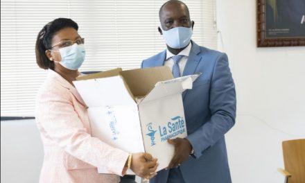 Gabon: Dotation de La Santé Pharmaceutique des équipements médicaux dans les formations sanitaires de Libreville et Owendo