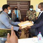 Mission Explicative du ministre de la Décentralisation dans le G9: Mathias OTounga Ossibadjouo au contact des populations de Meyo-Kyé