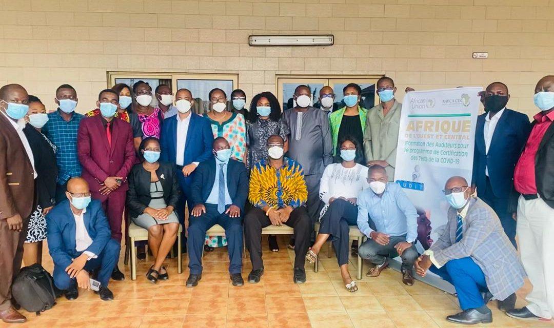 Ghana/Africa CD – ASLM : Formation des auditeurs du Programme de certification des laboratoires de diagnostic Covid-19 (ColTep)