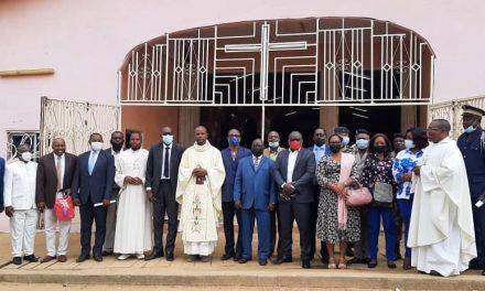 OYEM a tenu ses Offices Religieux en Prélude à la Commémoration de la fête de l'indépendance