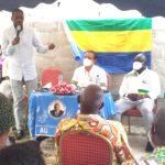 Compte rendu-parlementaire: L'honorable Sylvie Kotha Nzamba et son suppléant Franck Ibouili sur le terrain politique