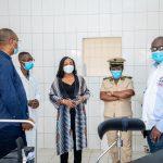 Gabon: Lancement partiel des activités de l'Hôpital départemental de Mekambo (HDM) dans la Zadié