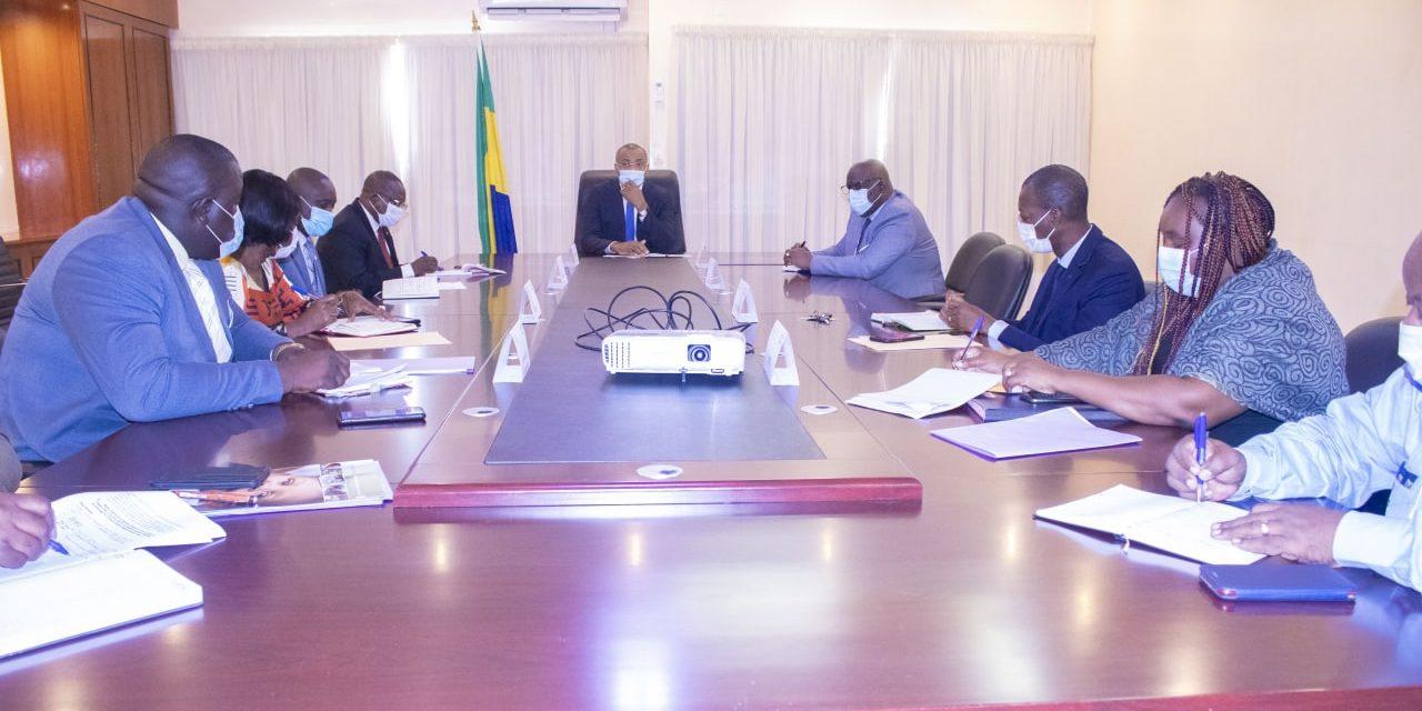 Gabon/PEV: Vers la planification de la prochaine campagne d'activités de vaccination intensifiées (AVI) des enfants de 0 à 11 mois