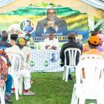 Ntoum/Tournée Républicaine et Citoyenne de Julien Nkoghe Bekale : La fédération Meyang par Mveng-Ayong était à l'honneur
