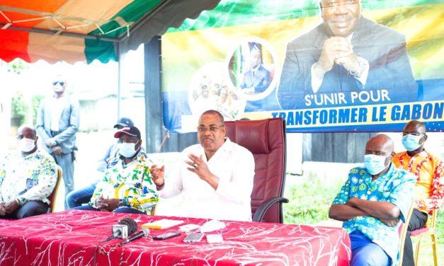 Fin de la tournée Républicaine et Citoyenne de Julien Nkoghe Bekale: Les populations de Ntoum édifiées sur la vision d'Ali Bongo Ondimba