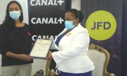 Gabon: Signature d'une convention de partenariat entre JFD Gabon et l'entreprise Canal +